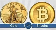 Gold vs. Bitcoin: both are artificially scarce